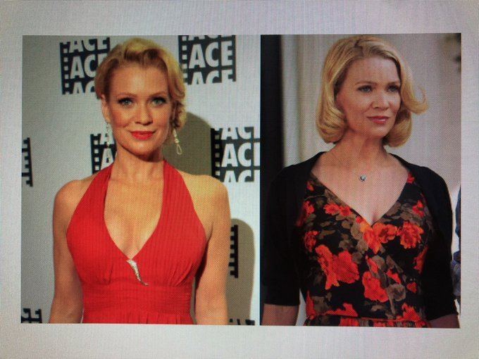 Happy 50th Birthday to Laurie Holden! The actress who played Adele in Dumb and Dumber To.