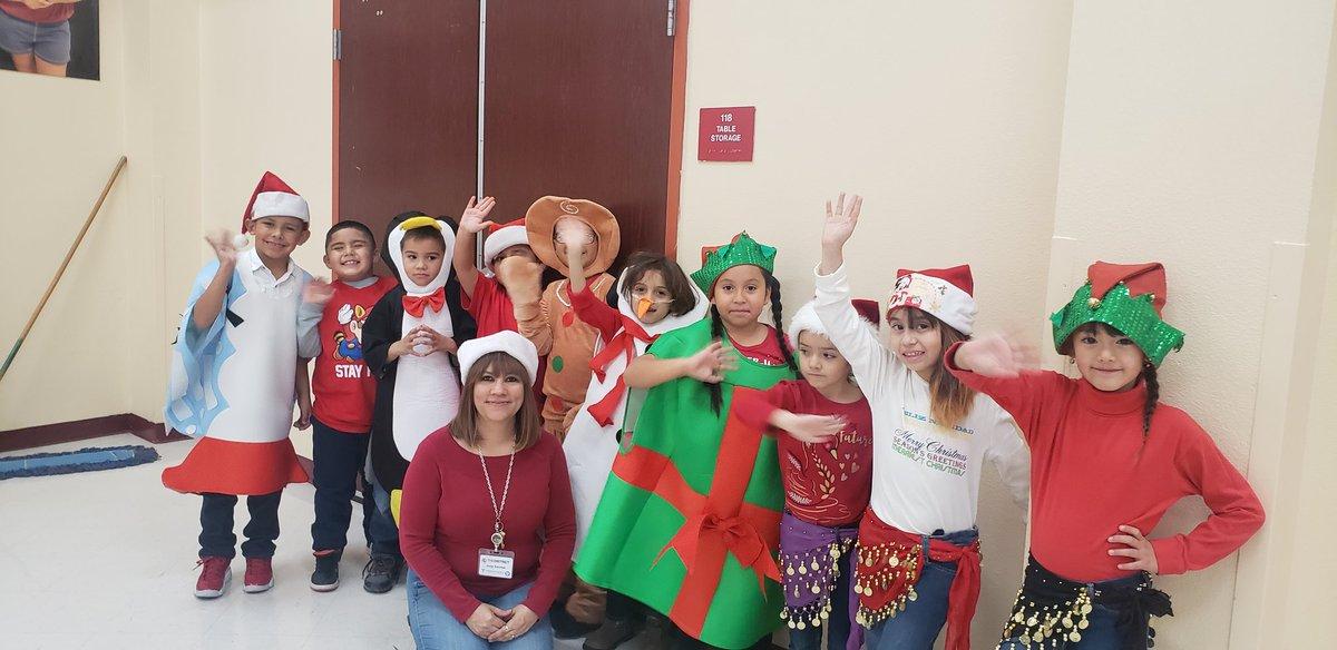 Christmas Program 2019! @CapistranoES