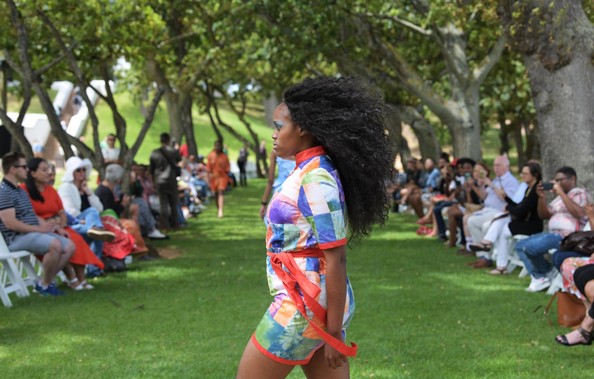 City Of Cape Town On Twitter The City Partnered With The Cape Town College Of Fashion Design To Host The Emerging Artists Fashion Showcase That Took Place At Groot Constantia Yesterday Emergingartistsprogramme