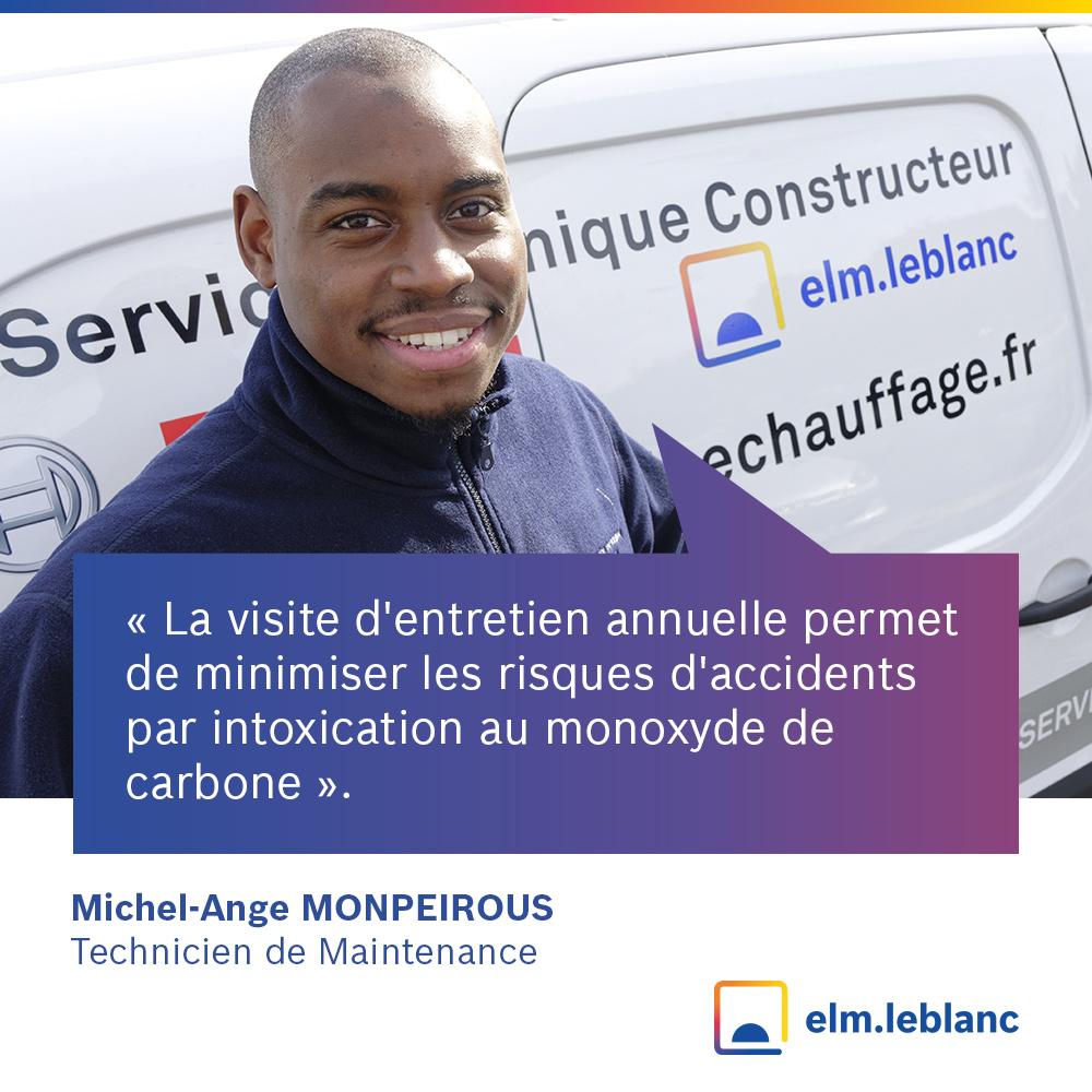 La visite d'entretien annuelle est obligatoire. Alors n'oubliez pas de prendre rendez-vous avec l'un de nos techniciens. Comme Michel-Ange, ils sont plus de 260 à votre service dans toute la France. https://t.co/US7REqsSil https://t.co/hL9LDlfjpa