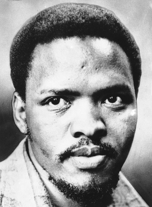 A happy birthday to the late Steve Biko.  Rest in power.