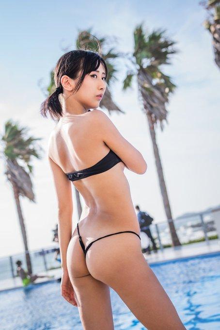 グラビアアイドル美東澪のTwitter自撮りエロ画像48