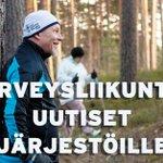 Image for the Tweet beginning: Julkaisimme juuri #Terveysliikuntauutiset-teemalehden! Etenkin järjestöille