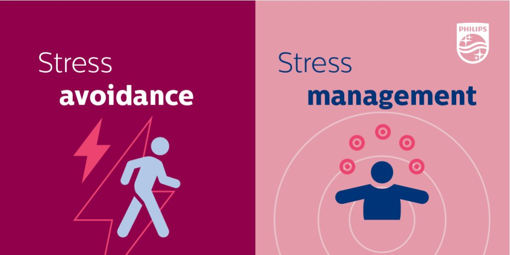 Stress could be a risk factor for heart disease, so how do you manage to avoid stress or manage stress in your day to day life? Reply with your tips. #PhilipsTranslates https://t.co/FFSOVPlLXf