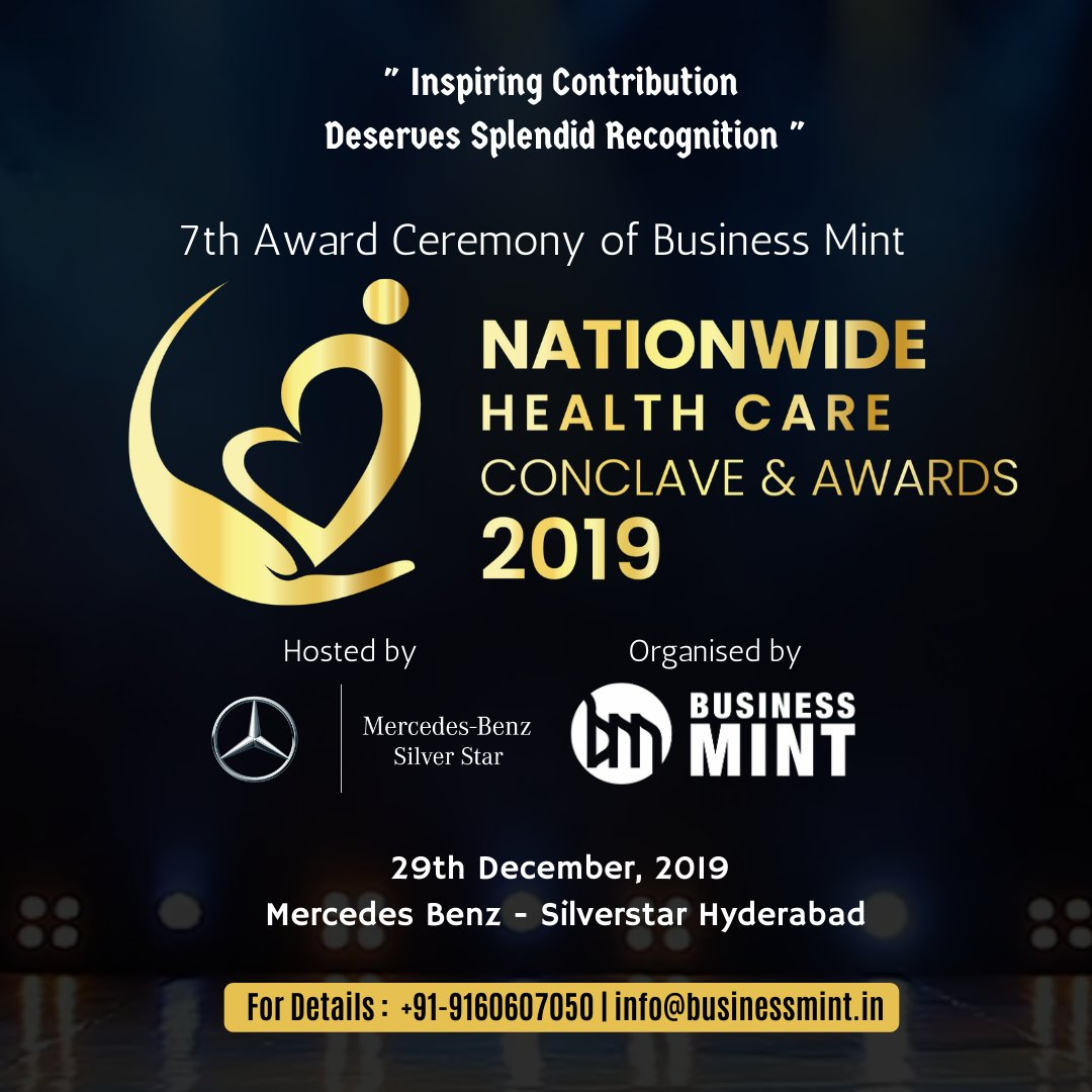 Nomination Open: https://bit.ly/nationwideawards… #businessmint #mercedesbenz #nationwideawards #healthcarepic.twitter.com/B0wukAqJPh
