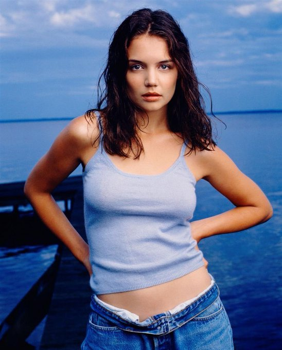 Happy Birthday to Katie Holmes who turns 41 today!  Photo by Mark Seliger.
