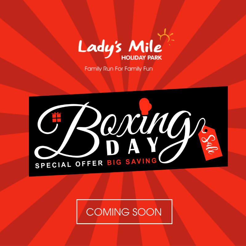 1 WEEK TO GO 🥊 💲 Dont miss our BIGGEST Boxing Day Sale Yet - 24.12.19 Keep posted for more details!