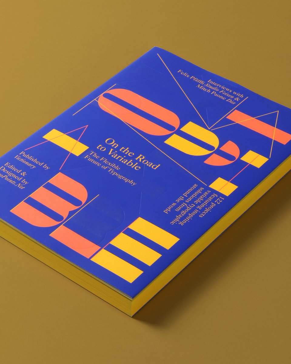 In case you are still looking for a Xmas present. https://www.mendo.nl/product/on-the-road-to-variable/… or  http://www.victionary.com/product/on-the-road-to-variable/…  . #designbooks #design #designtips #graphicdesign #branding #designeducation #freelance #creativeagency #freelancertips #graphicdesigner #designtools #designteam #typographypic.twitter.com/MNYIBXslqG