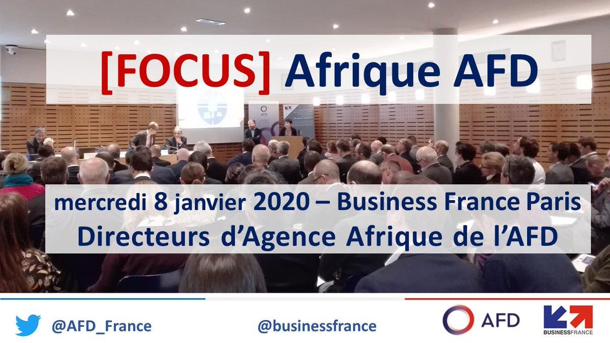 Proparco sera présent aux côtés de l'@AFD_France avec un stand #ChooseAfrica
