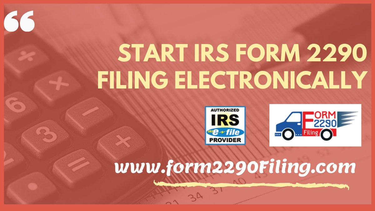 2290 form 2019 cost  form13filing hashtag on Twitter