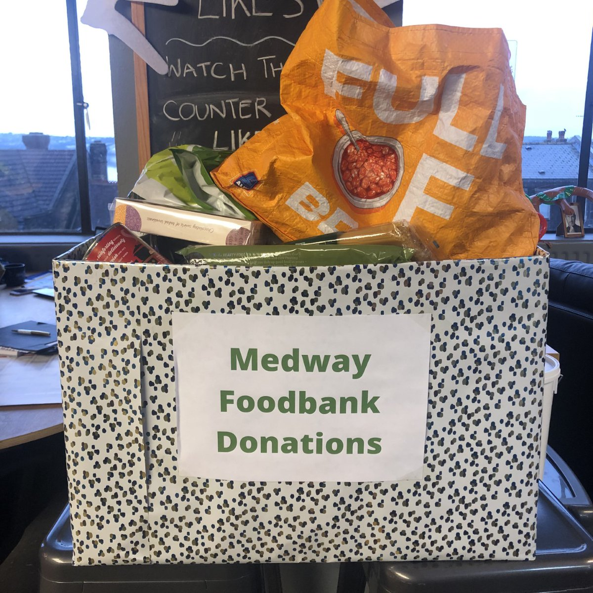 Medway Foodbank At Medwayfoodbank Twitter