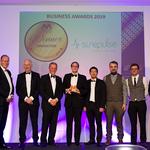 Image for the Tweet beginning: Nottingham start-up @SurePulseMed wins innovation