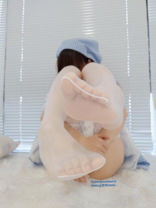 コスプレイヤー雪琪SAMAのTwitter自撮りエロ画像64