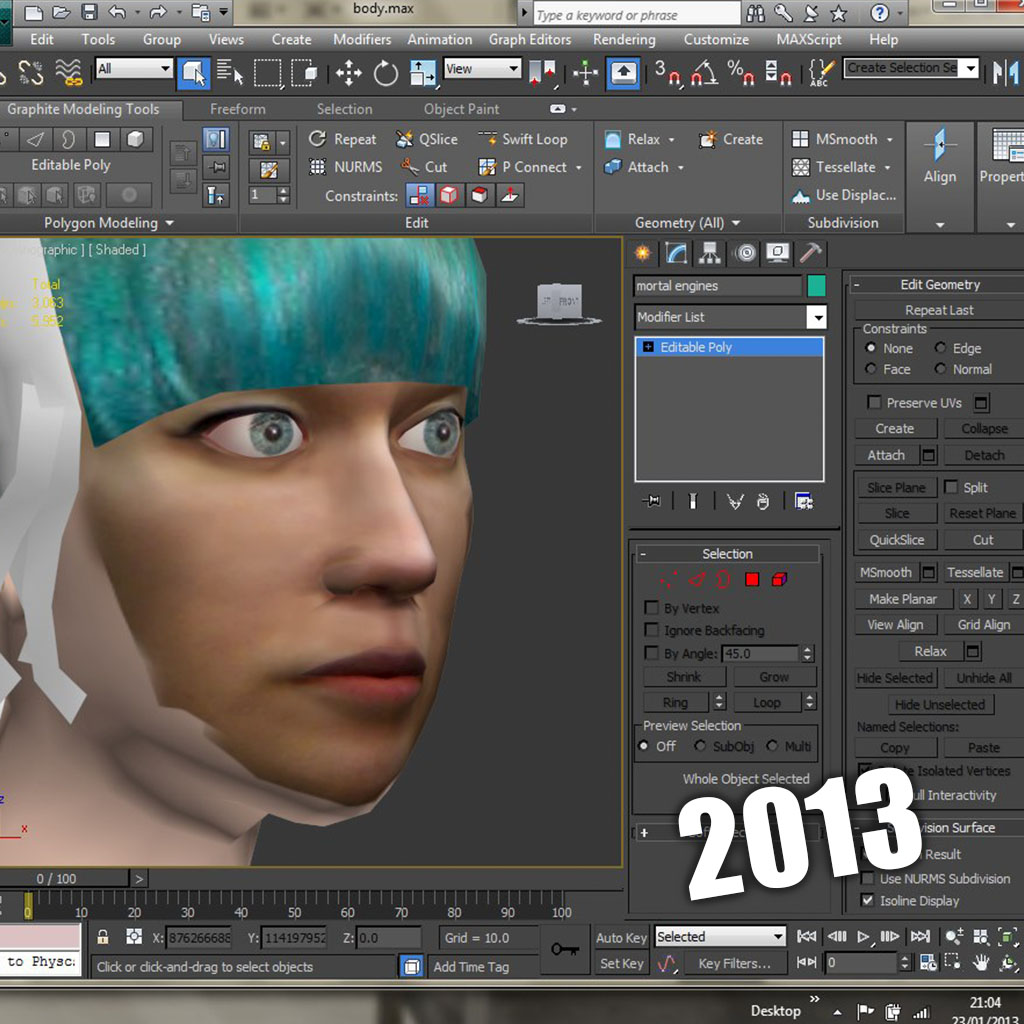 After hating 3D classes at university, avoiding them at every turn and only scraping by in my coursework when I graduated in 2014; I started my journey of teaching myself 3D character art in 2015 and I haven't looked back  #decadeofart <br>http://pic.twitter.com/nGiDA5lKoo