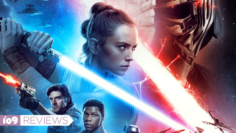 The Rise of Skywalker is a disappointing end to this Star Wars saga