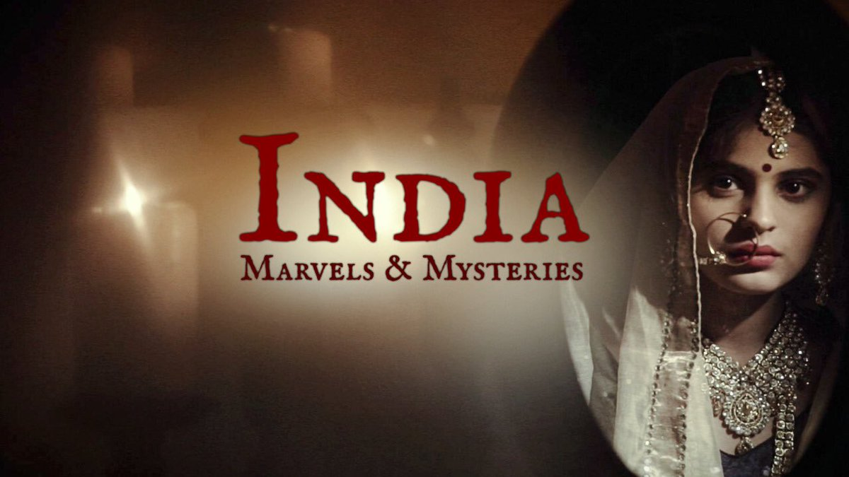 India Marvels and Mysteries (2019) S01 Discovery    History Hindi WEB Series