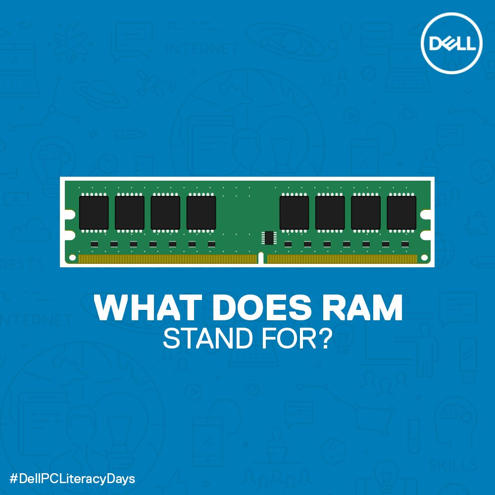 (5/5) Answer all the questions and win big with #DellPCLiteracyDays!  #DellIndia #ContestAlert