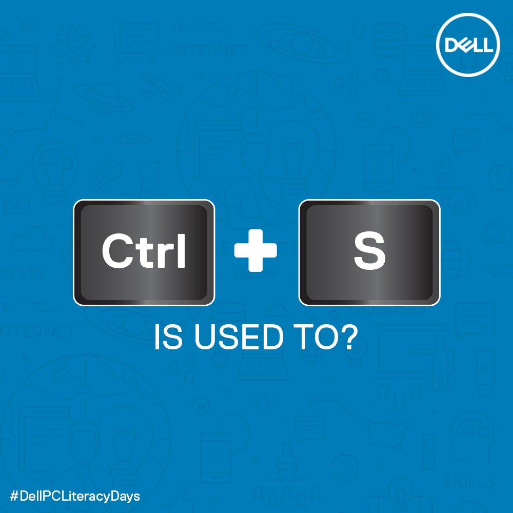 (4/5) Answer all the questions and win big with #DellPCLiteracyDays!  #DellIndia #ContestAlert