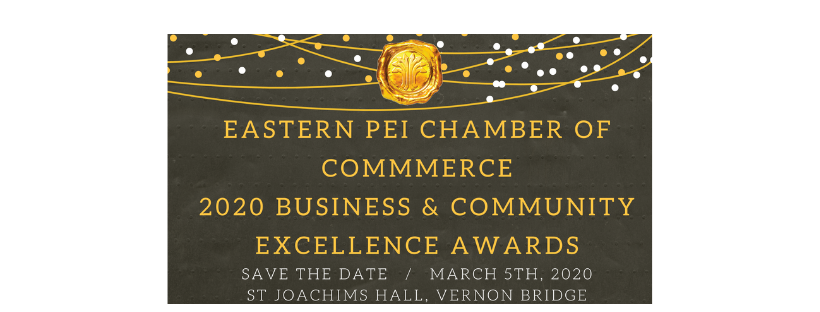 Eastern Chamber of Commerce 2020 Business and Community Excellence Awards @ St. Joachim's Hall