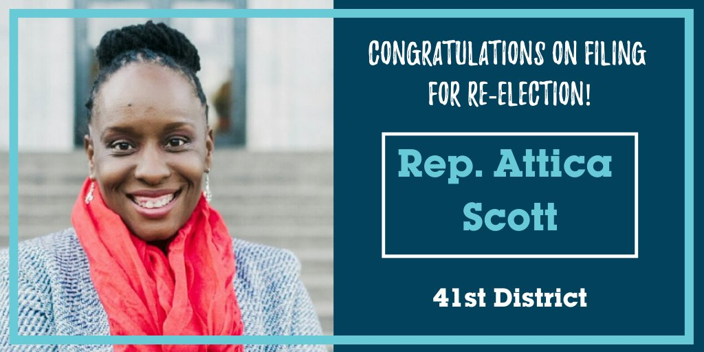 Look who else filed for re-election! Way to go, @atticascott4ky!