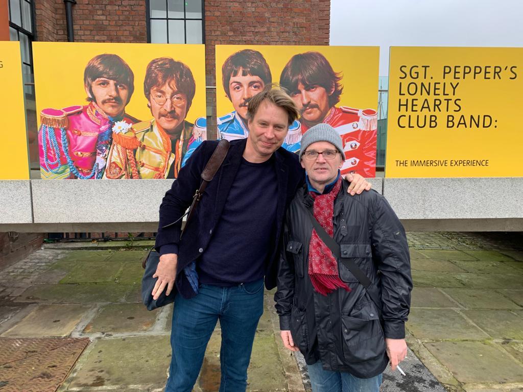 """The Beatles Polska: Posłuchaj płyty """"Sierżanta Pieprza"""" w Liverpoolu"""