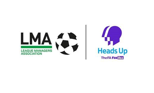 The LMA is pleased to continue to support the #HeadsUp campaign in the new year For more information about the campaign➡️headstogether.org.uk