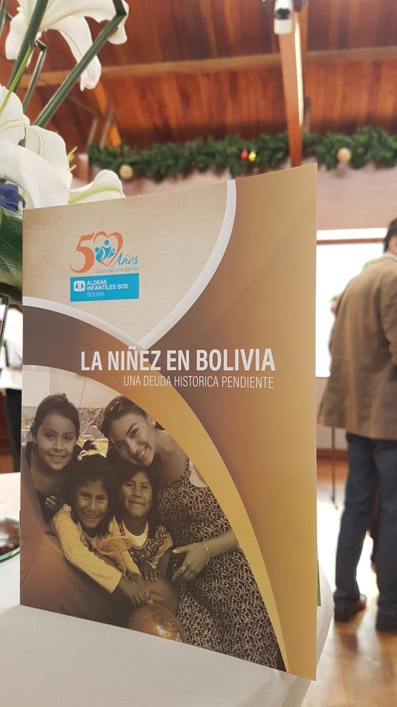#Hoy celebramos los #50años de trabajo en #Bolivia  En minutos sigue #EnVivo la transmisión por #Facebook 🎥 https://t.co/TyTKa2Y24D