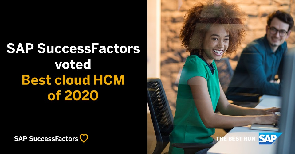 .@successfactors has been recognised as the industry leader for #HCM solutions by Tech Radar! Specifically highlighted were the intuitive dashboard and the comprehensiveness of the system. Take a look: http://sap.to/60161no32 cloud