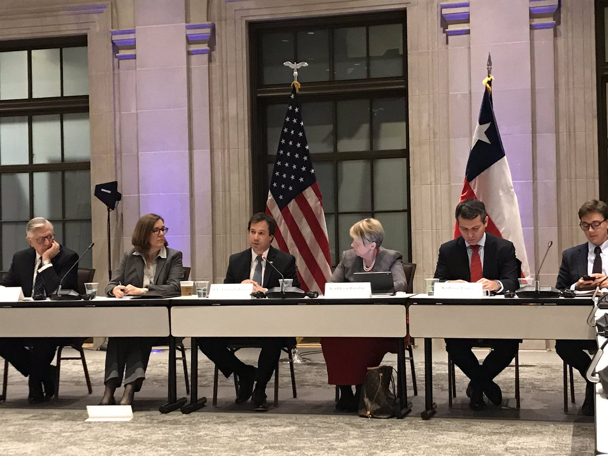 test Twitter Media - In partnership with @USCC_Americas and @AmChamChile, we host today Chilean Minister of Economy, Development and Tourism, H.E. @LucasPalaciosC, for a roundtable discussion on the U.S.-Chile bilateral economic relationship. @EmbajadaChileUS https://t.co/rCGHH2yVdG