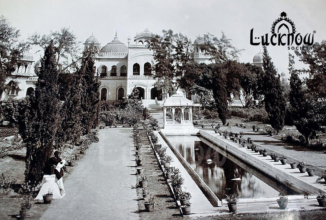Pari Khana, Qaiserbagh #RarePic #PariKhana #WajidAliShah #Qaiserbagh #Lucknow