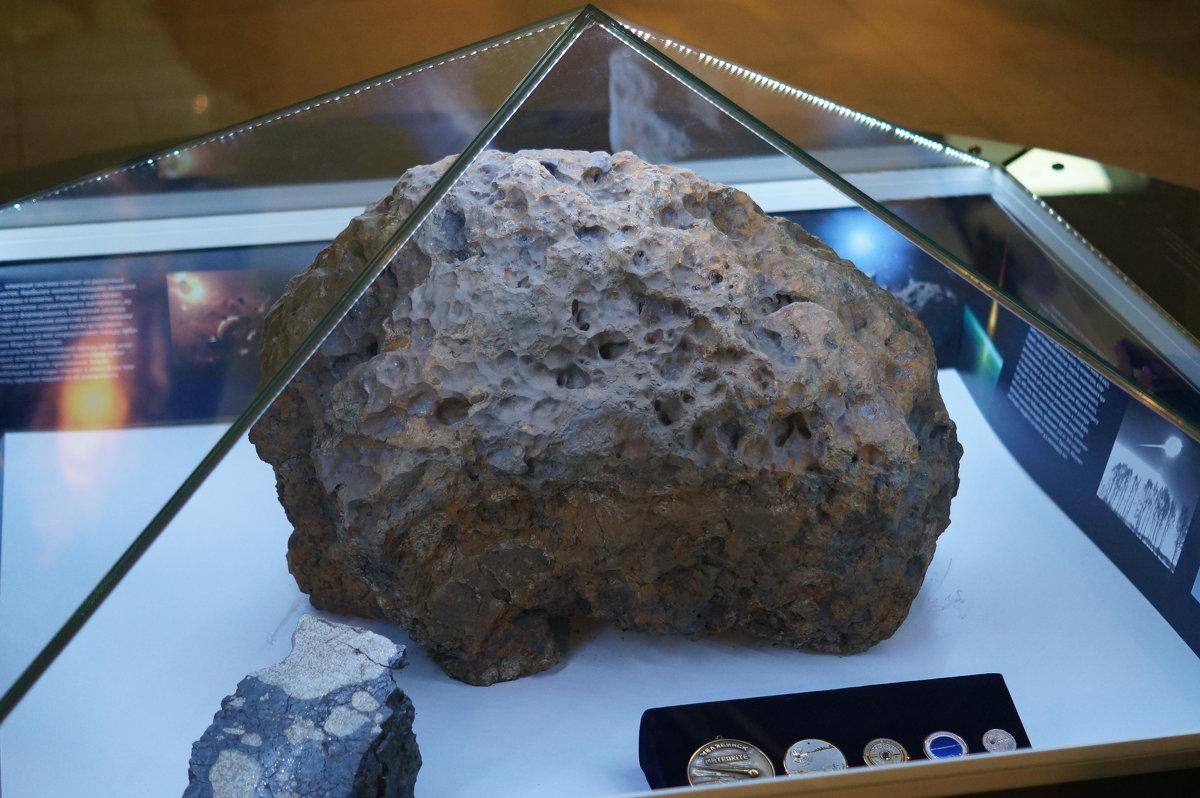 первые фото выловленного челябинского метеорита ремонта лоджии балкона