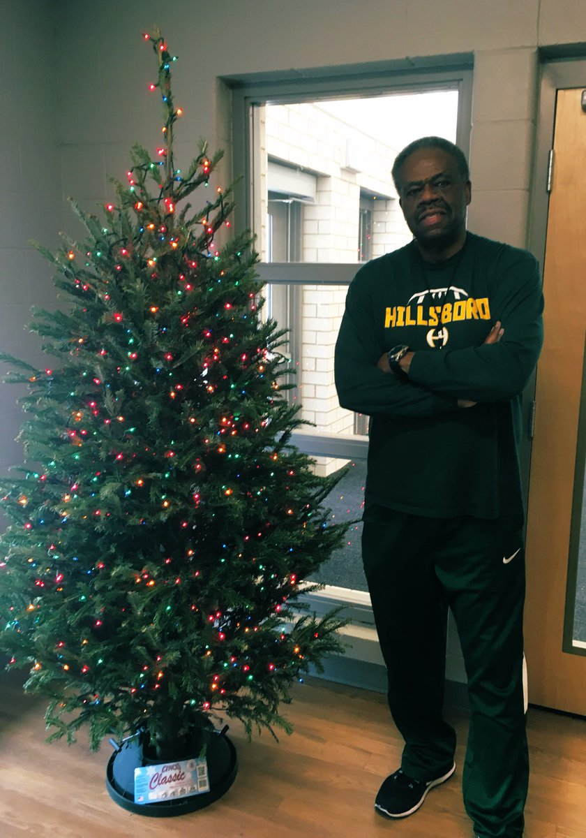 Hillsboroglobe On Twitter Coach Fitzgerald Won The Christmas
