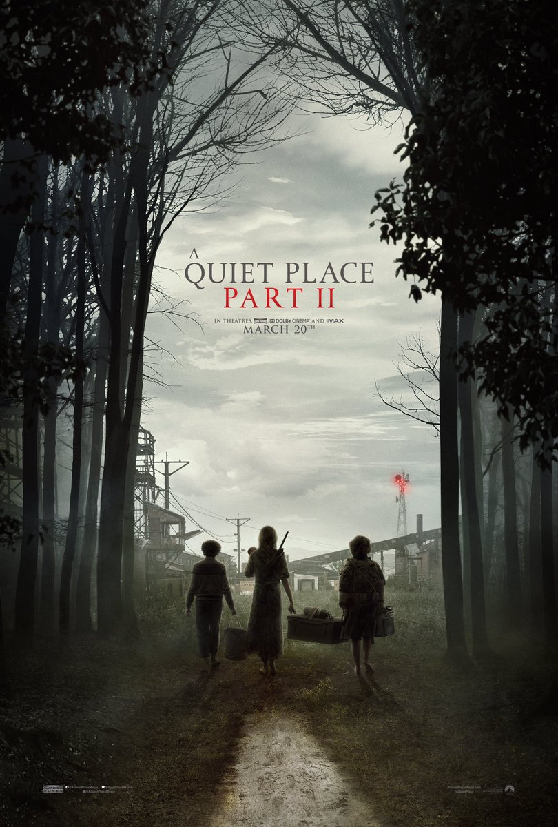 A Quiet Place Part II Poster & Trailer Tease Revealed