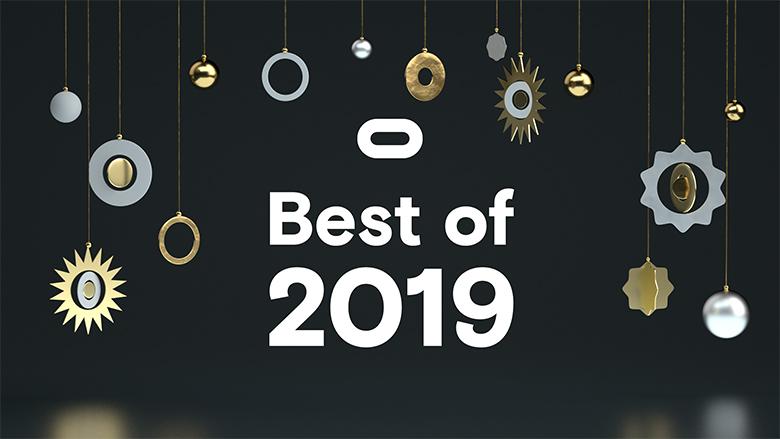 Celebrating the Oculus Store 'Best of 2019' Awards // ocul.us/BestOf2019