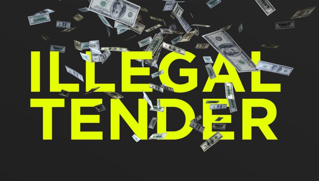 Step into the darker side of the financial world with Illegal Tender. 💰 apple.co/IllegalTender