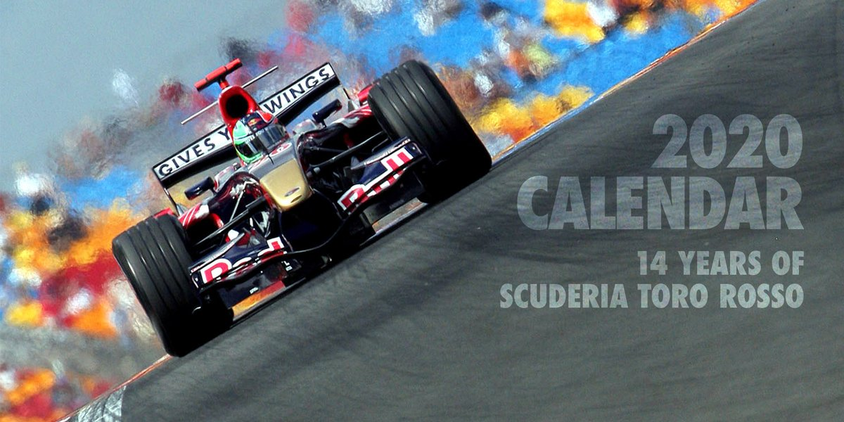 Scuderia Alphatauri On Twitter 14 Years Of F1 In 12 Months Is It Doable Indeed It Is With Our 2020 Calendar Download It Now Https T Co 7xh63q2xli Https T Co Xnzkauoixt