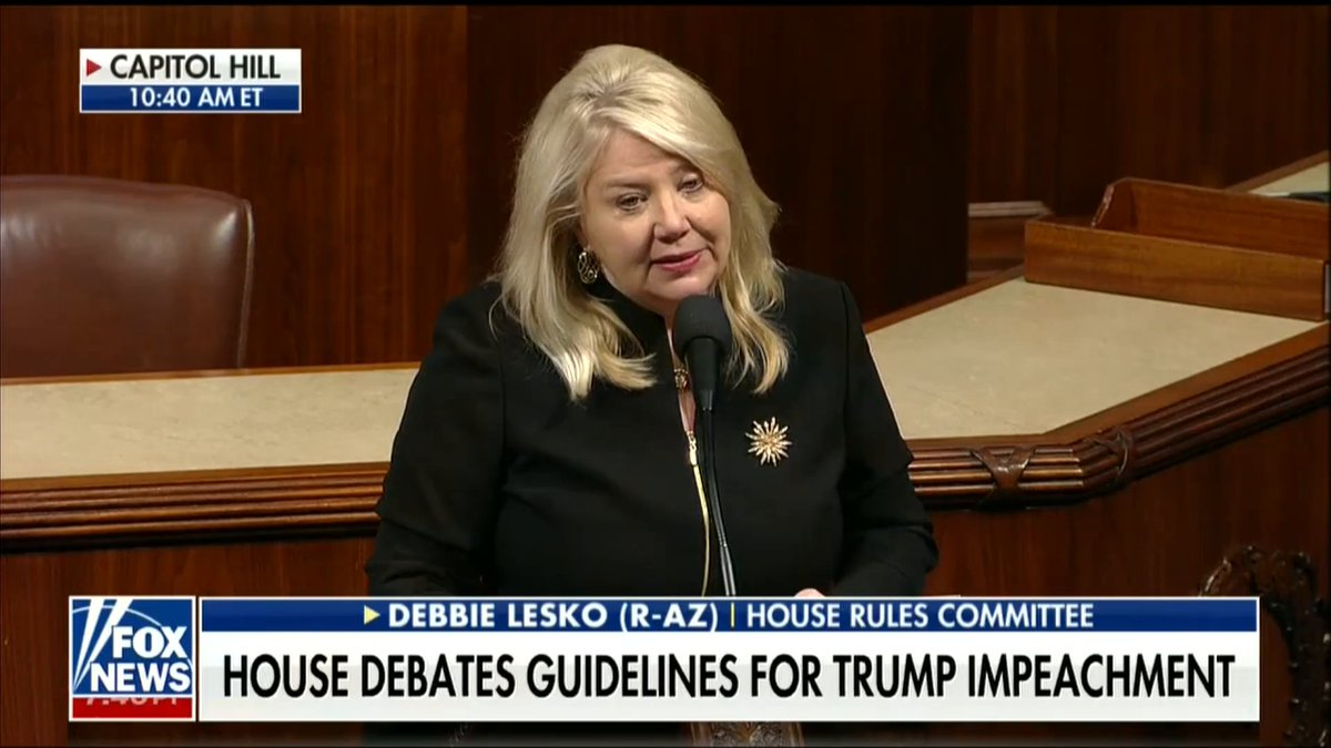 .@RepDLesko: 'This has been rigged from the start.'