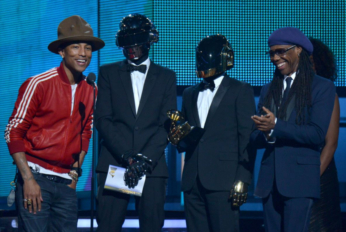 #DidYouKnow 13-time GRAMMY winner @Pharrell has snagged Producer of the Year, Non-Classical three times in 2003, 2013 and 2018?  #GRAMMYVault