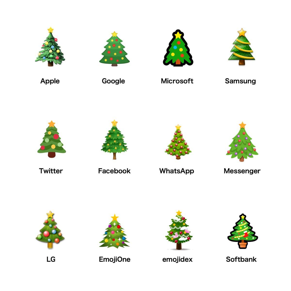 Emojipedia On Twitter Santa Emoji On Facebook 2014 Present