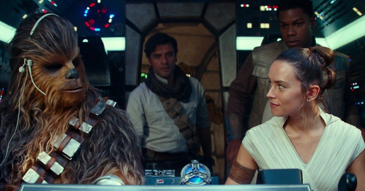 'Star Wars: The Rise of Skywalker' is made for fans, but fails them