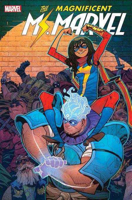 Introducing Amulet: Marvel's New Lebanese Superhero