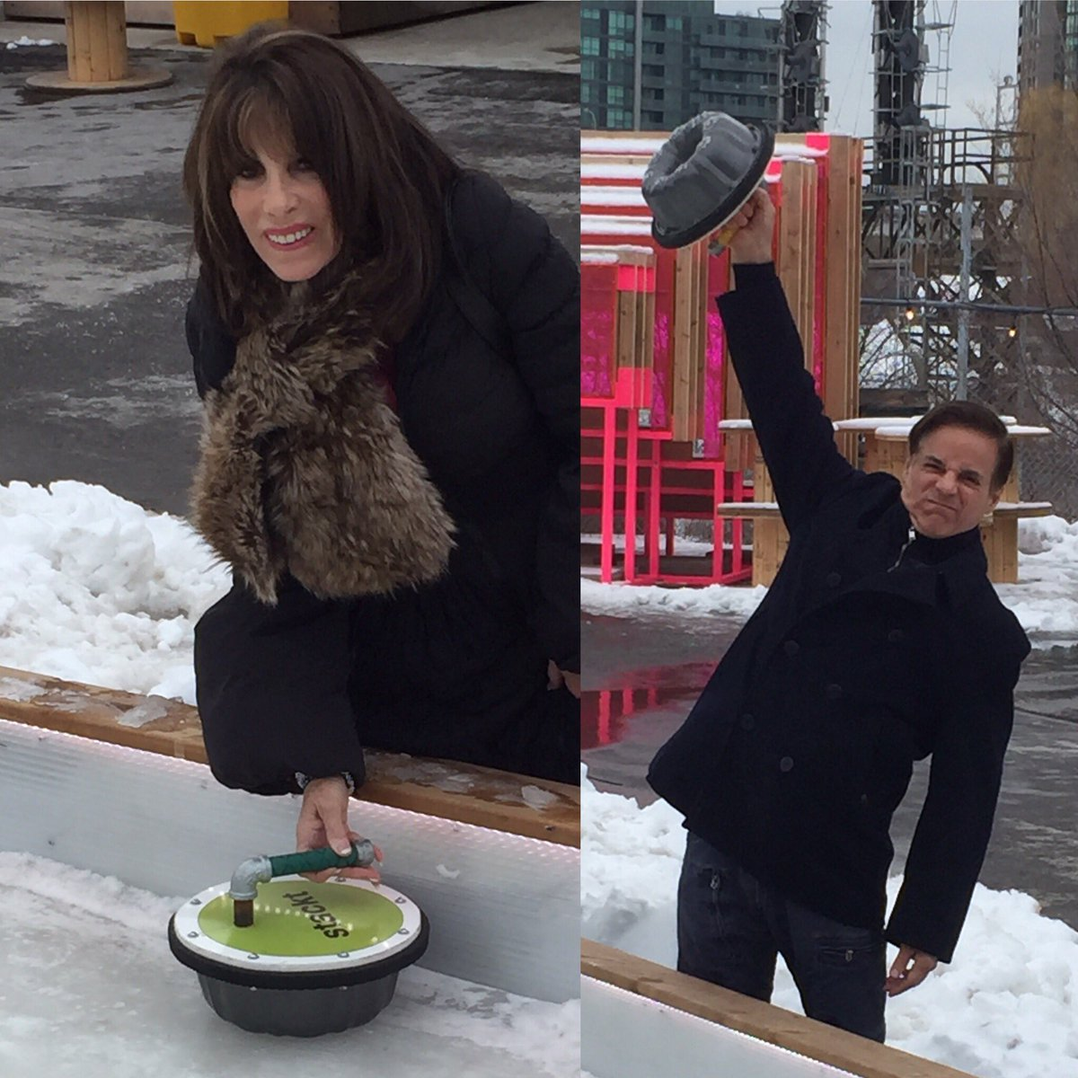 Fun day @stacktmarket  in TO @KATELINDER  & @CJLeBlanc  #yr  #crokicurl  rocked ! TY both u are amazing #OpportuniTea  w Kate Linder & Friends in support of @marchofdimescda  sold out was an amazing afternoon  @KatesHighTea