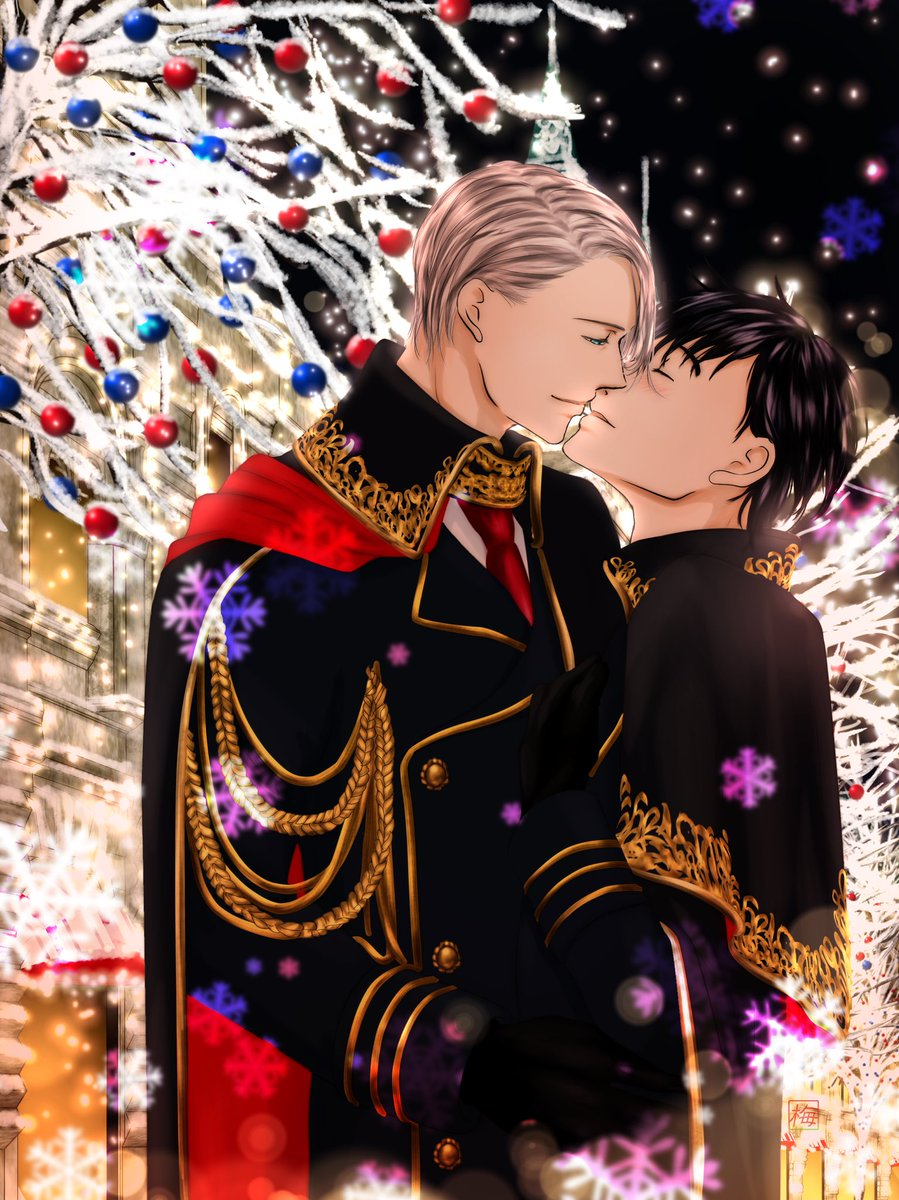 Yuri on ice you'll get the victory