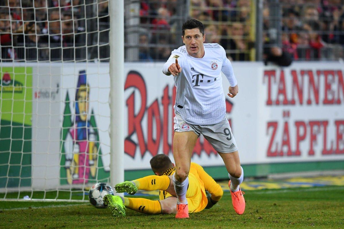 Video: Freiburg vs Bayern Munich Highlights