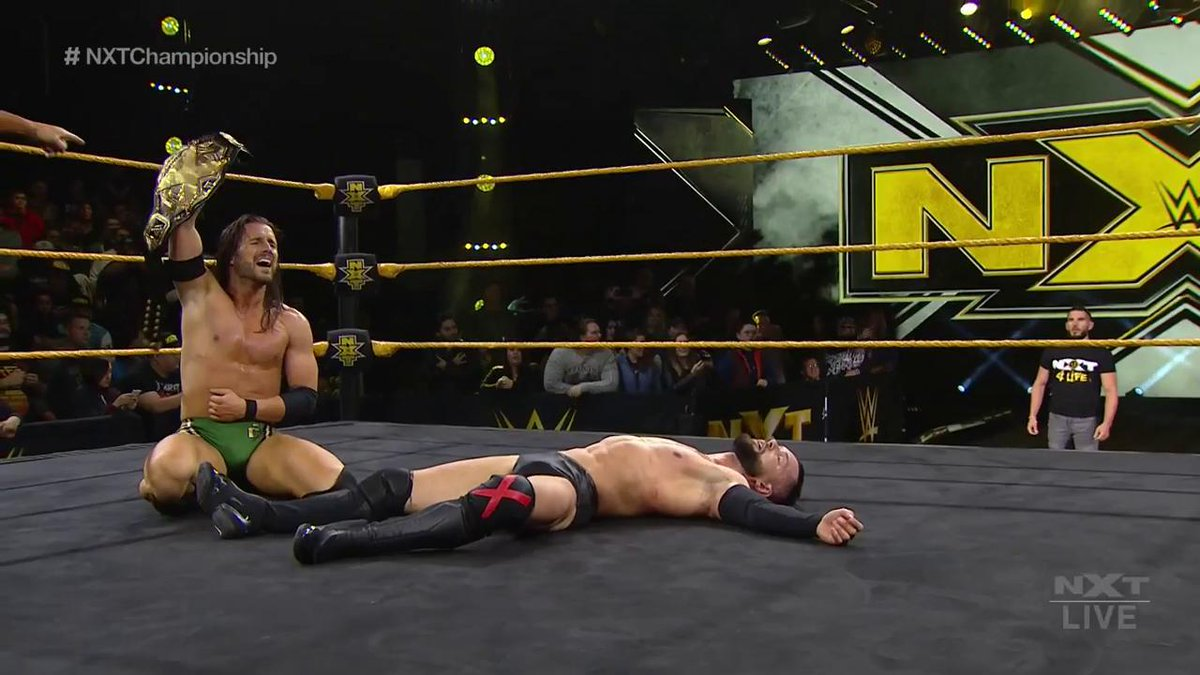 Johnny Gargano Returns During WWE NXT Opener, Comments On Finn Balor After Attack (Photos, Video)