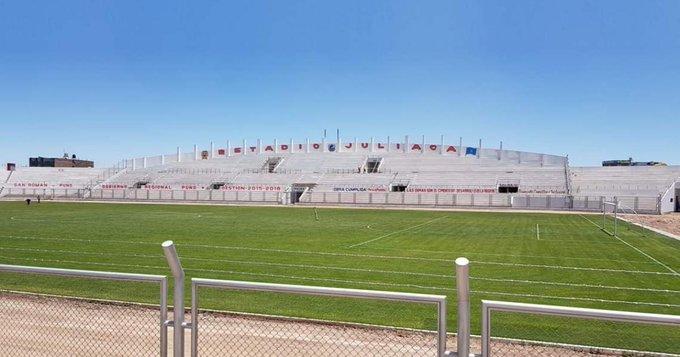 Resultado de imagen para estadio guillermo briceño rosamedina