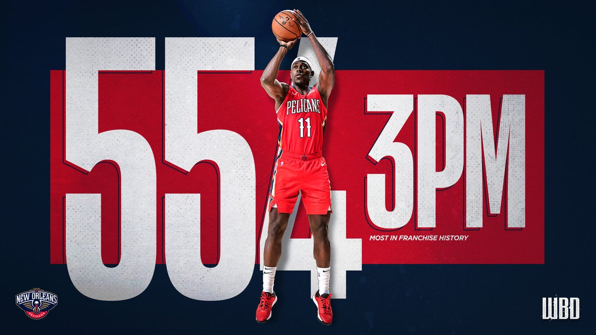 New Orleans Pelicans On Twitter 5 5 4 Congrats