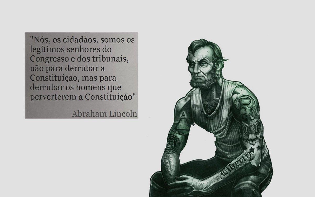 -Lincoln, os caras estão loucos -Chama um cabo e um soldado -Mas Lincoln, a gente não pode dizer isso -Então anota aí: https://t.co/jOOuCHTqcl