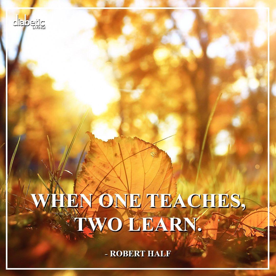 When one teaches, two learn.  #roberthalf #quoteoftheday #instasayings #wisewordsofthedaypic.twitter.com/DpJljwXjWF