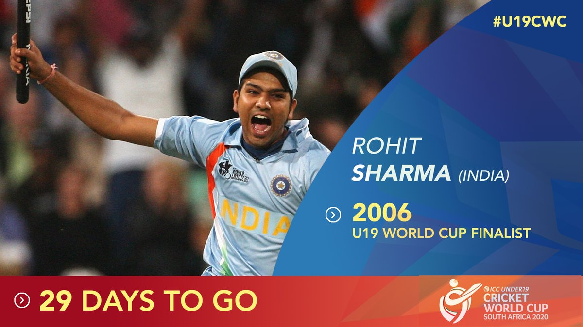 rohit sharma world cup 2020